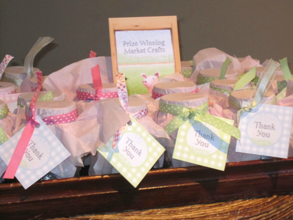 real parties a charlotte s web inspired baby shower oink the