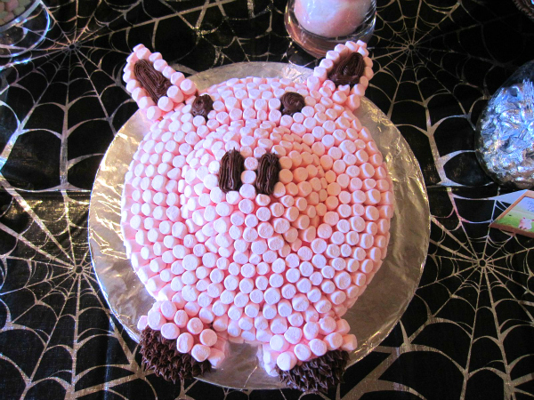 {real parties} a charlotte's web inspired baby shower