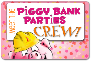 Meet the Piggy Bank Parties Crew