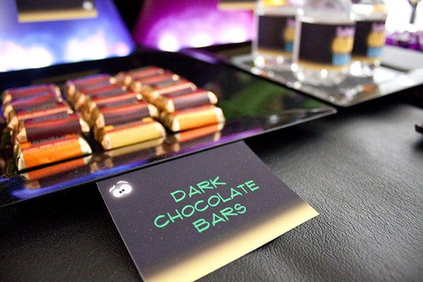 Glow in the Dark Party Cards