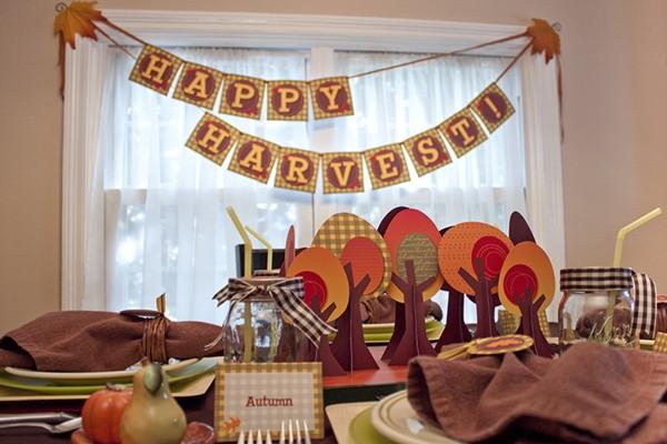 {inspiration} celebrating a happy harvest