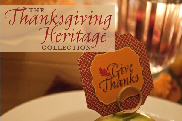 {inspiration} a thanksgiving heritage