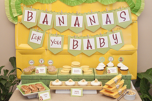 {market monday} bananas for you, baby!