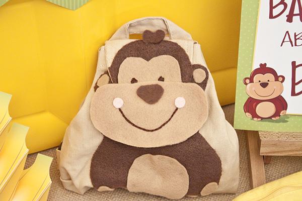 {rootin' tutin' thursday} a monkey on my back