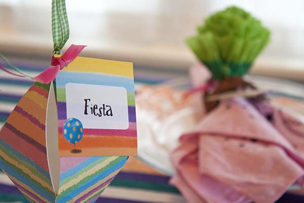 tips on hosting a fiesta