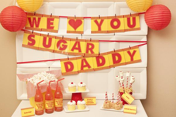 {silly sunday} we love you, sugar daddy