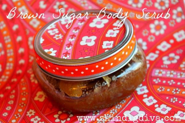{rootin' tutin' thursday} brown sugar scrub