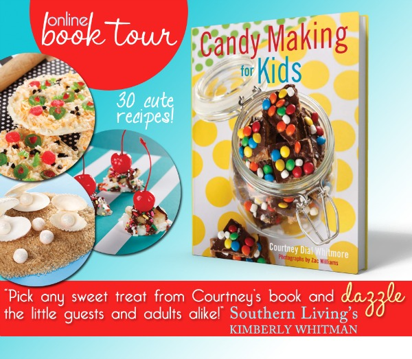 {birthday week} candy making for kids