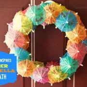 PaperUmbrellaWreath