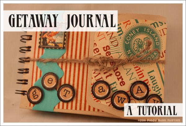 {rootin' tutin' thursday} getaway journal