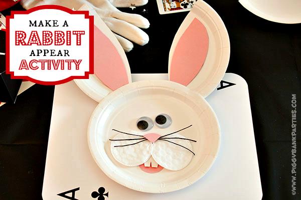 {rootin-tutin' thursday} make a rabbit appear