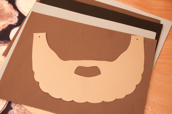 Printable Beard Template Image collections - Template Design Ideas