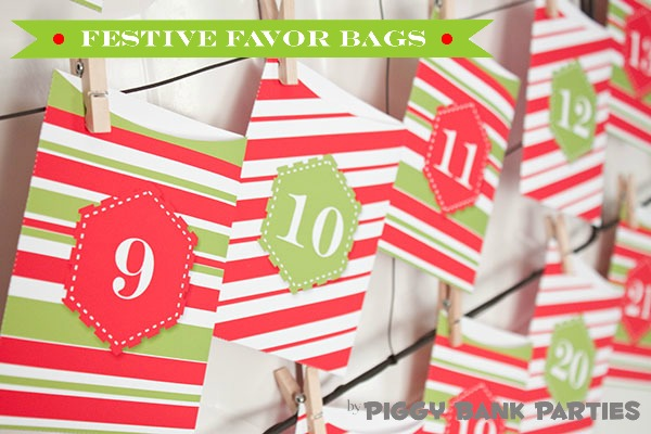 {free for all friday} we've got the holiday in the bag