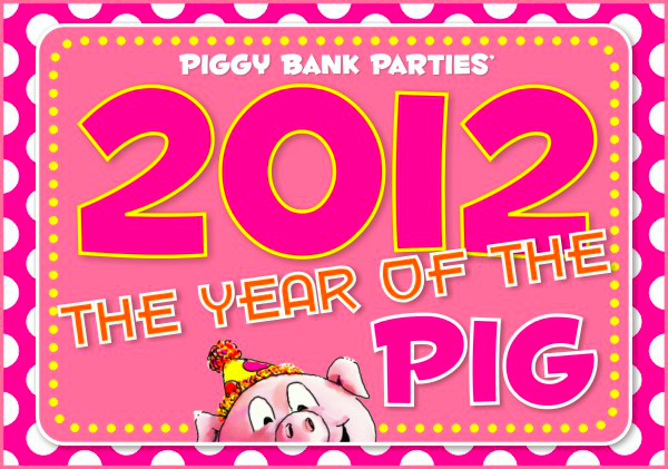 2012: the year of the pig