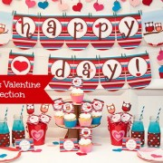 Piggy Bank Parties :: Lil Hoots Valentine Collection