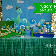 GreyGrey Designs Lach Ness Monster Party