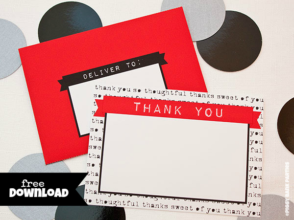 {free download} a sentimental type of thank you