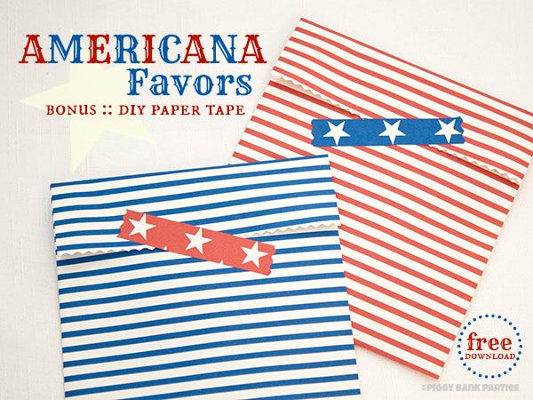 {free download} americana favors