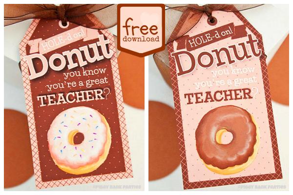{free download} teacher appreciation gift