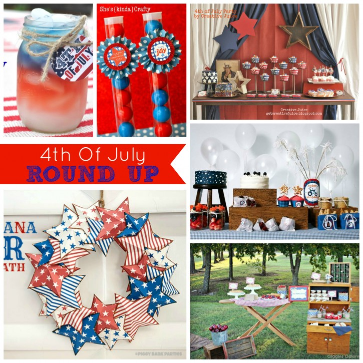 {round-up} 4th of july inspiration