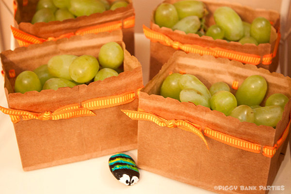 Piggy Bank Parties Sherbet-n-Sunshine Picnic 10B