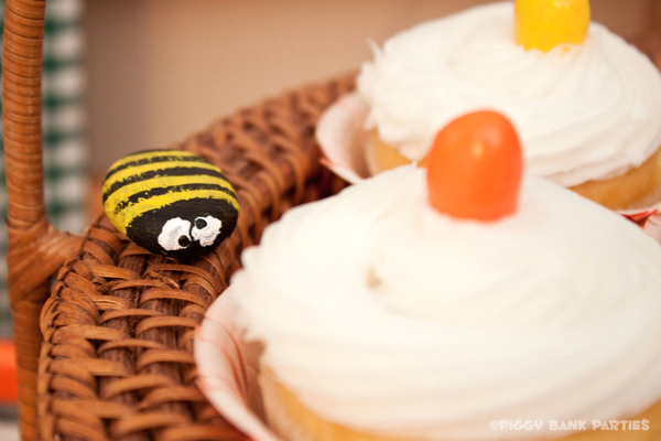 Piggy Bank Parties Sherbet-n-Sunshine Picnic 11B