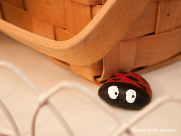 Piggy Bank Parties Sherbet-n-Sunshine Picnic 12B