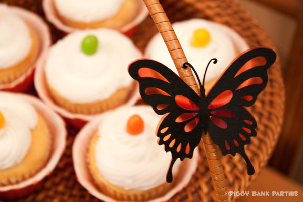 Piggy Bank Parties Sherbet-n-Sunshine Picnic 13B