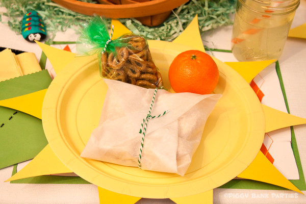 Piggy Bank Parties Sherbet-n-Sunshine Picnic 15B