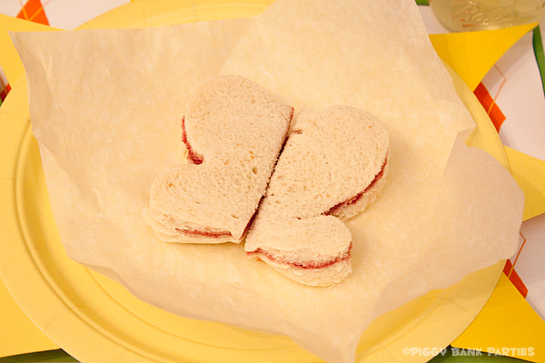 Piggy Bank Parties Sherbet-n-Sunshine Picnic 16B