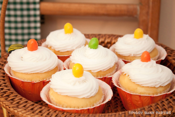 Piggy Bank Parties Sherbet-n-Sunshine Picnic 8B