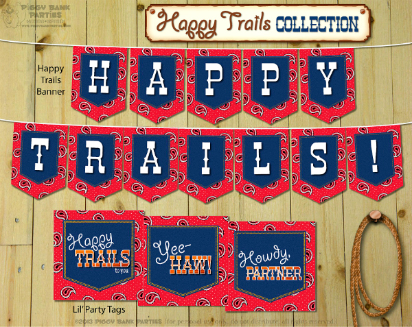 Happy Trails Collection - Farewell 1