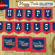 Happy Trails Collection Giveaway