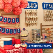 Piggy Bank Parties Happy Trails Collection Farewell3