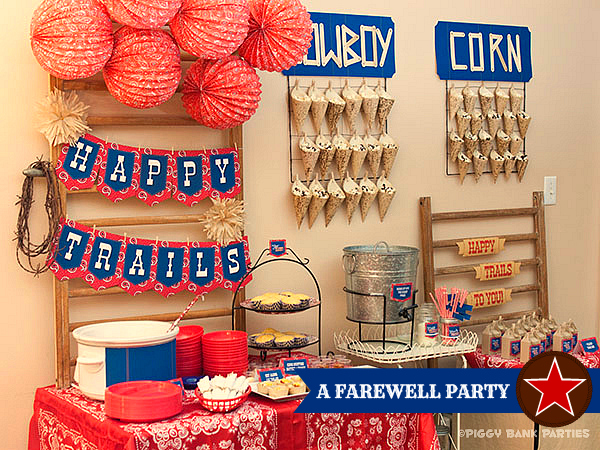 {sponsored} happy trails :: a farewell party