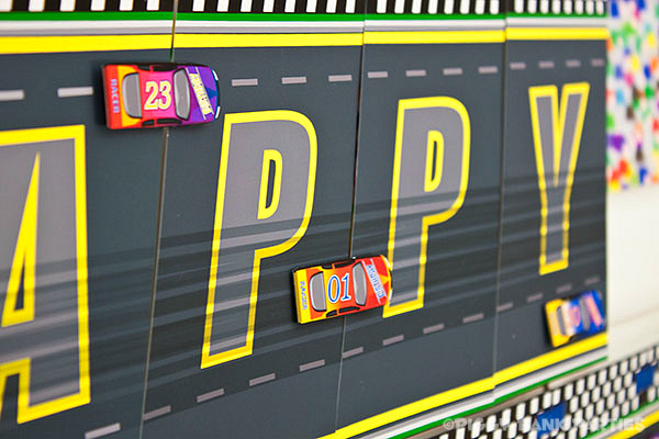 Piggy Bank Parties Stock Car Collection 8