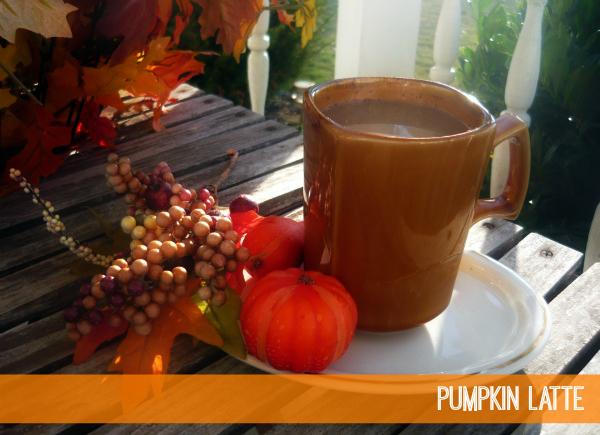 Pumpkin Latte by Dreamin N Details