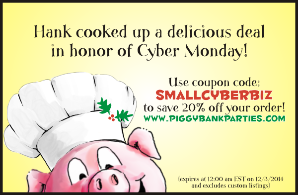 20PercentDeliciousDeal - Cyber Monday 2013B