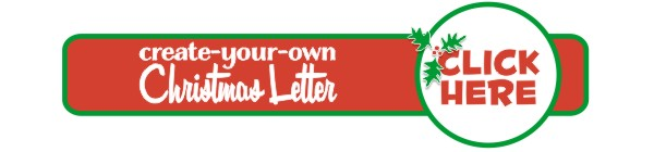 Click HERE to download Piggy Bank Parties CYO Christmas Letter