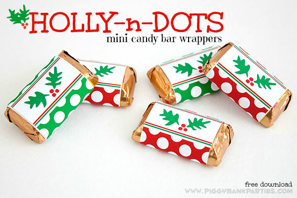 {twELF days} sweet wrapping