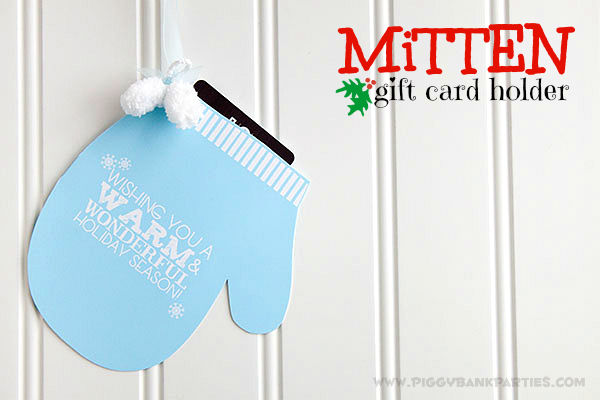 {twELF days} giving you a hand with gift cards