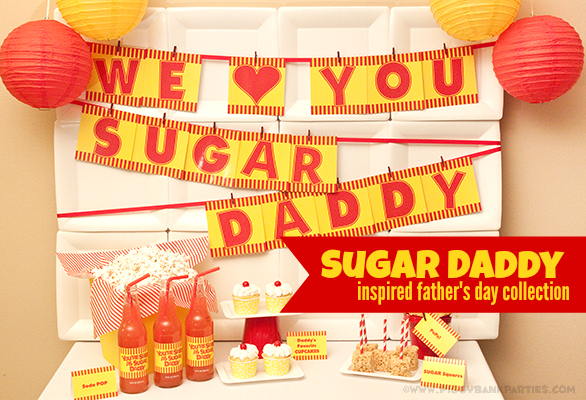 super sweet father's day free printables