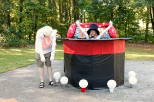 Magic Trick Trunk or Treat by Piggy Bank Parties