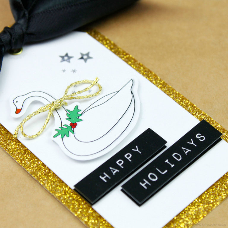 Transform Free Gift Tags into Spectacular Ones