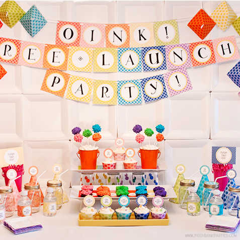 Lots-O-Dots Collection by Piggy Bank Parties