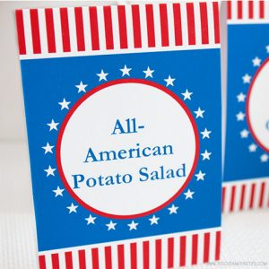Patriotic Flair Collection by Piggy Bank Parties