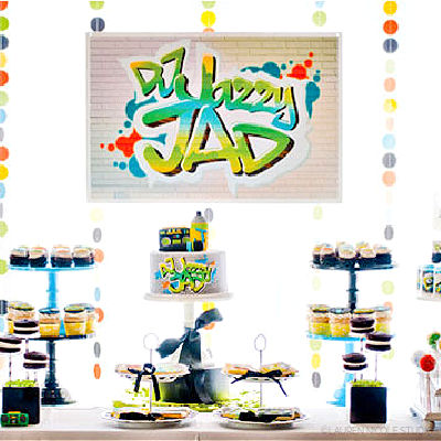 DJ JAZZY JAD & THE FRESH PRINCE PARTY