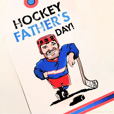 HOCKEY FATHER'S DAY