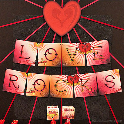 LOVE ROCKS! - ENCHANTED EVENTS & DESIGNS