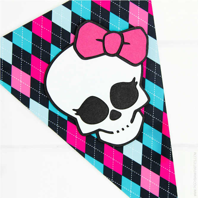 MONSTER HIGH BIRTHDAY PARTY